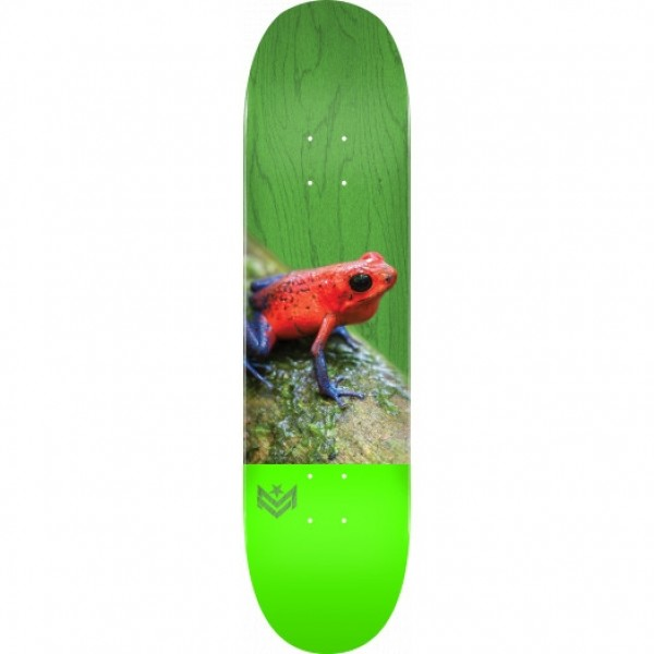 "Mini logo Birch ""16"" 291 K20 poison Tree Frog 7,75'' skateboard completo"