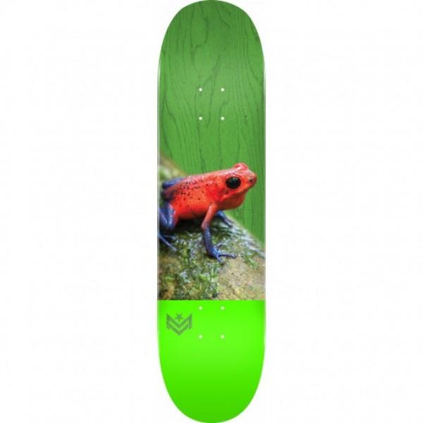 """Mini logo Birch """"16"""" 291 K20 poison Tree Frog 8'' skateboard completo"""