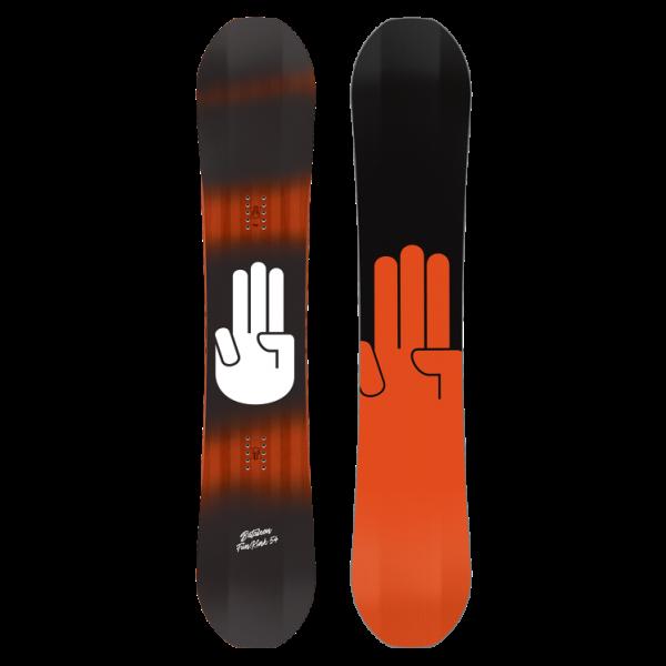 Bataleon Fun.Kink WIDE 2020 tabla de snowboard