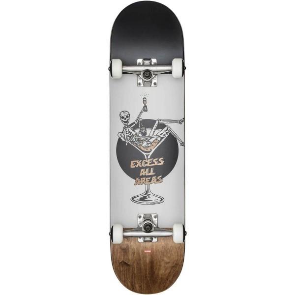 Globe G1 Excess 8'' skateboard completo