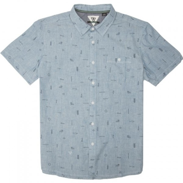 Vissla Gado Gadoo blue 2019 camisa