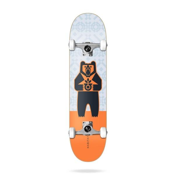 Jart Grizzly logo pricepoint 8.25 x 31.75'' Habitat comp Skateboard completo