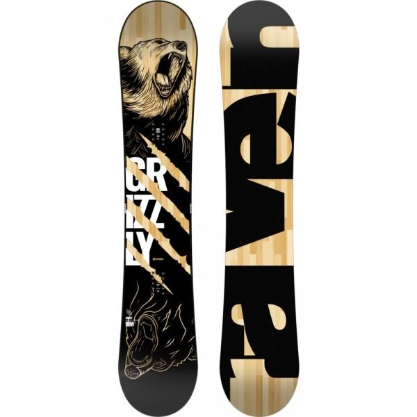 Raven Grizzly tabla de snowboard