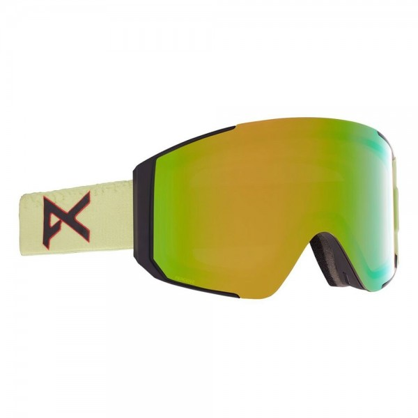 Anon Sync green perceive variable green 2021 gafas de snowboard