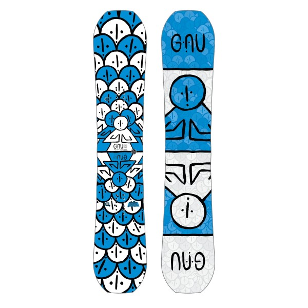 GNU Asym Head Space C3 2019 tabla de snowboard