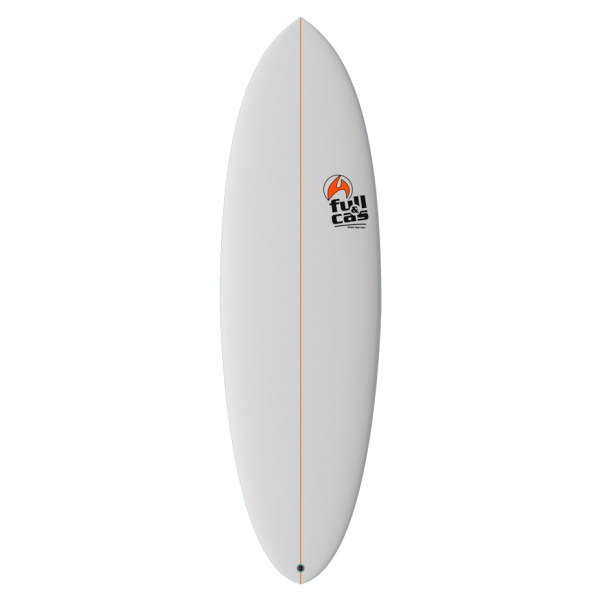 Full & Cas Hecke 6.3' Tabla de surf