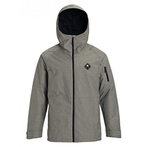 Burton Hilltop shade heather 2020 chaqueta de snowboard