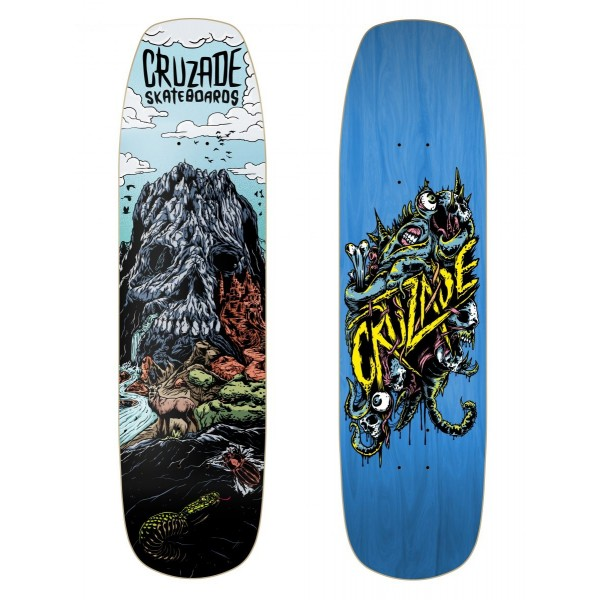 "Cruzade Hill 8,4"" tabla de skateboard"