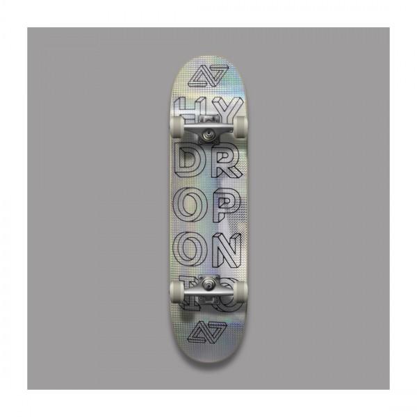 Hydroponic Hologram 2.0 8,125'' skateboard completo