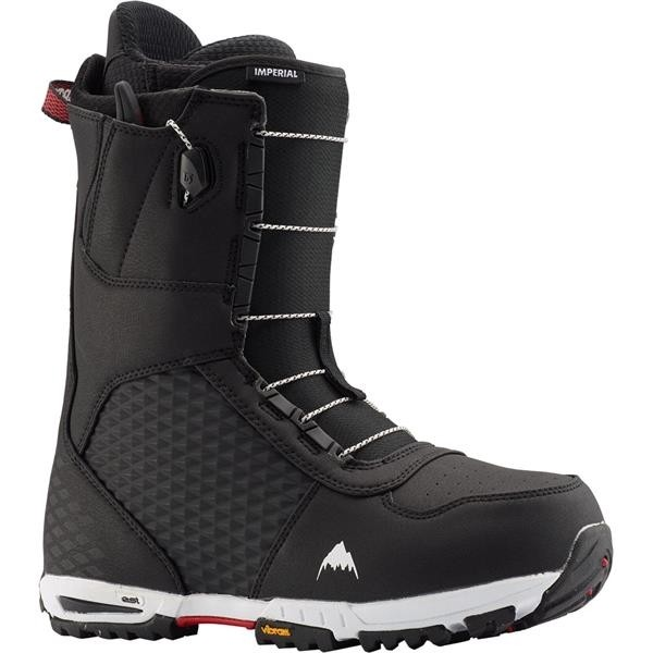Burton Imperial black 2021 botas de snowboard