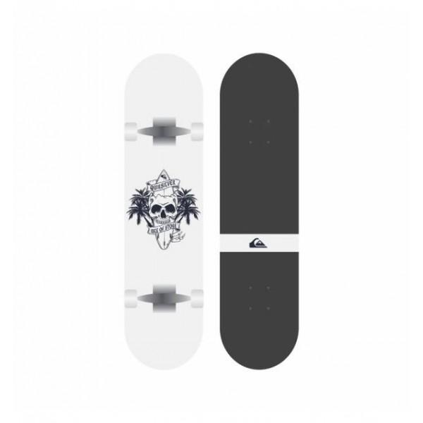 "Quiksilver Isle of Stoke 8"" skateboard Completo"