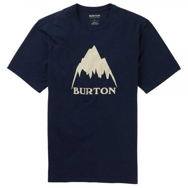 Burton Classic mountain dress blue 2021 camiseta-S