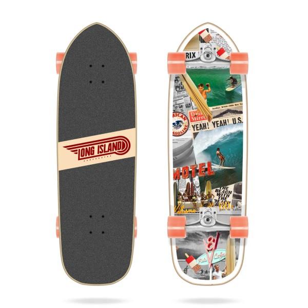 Long island Journal 32'' Surfskate completo