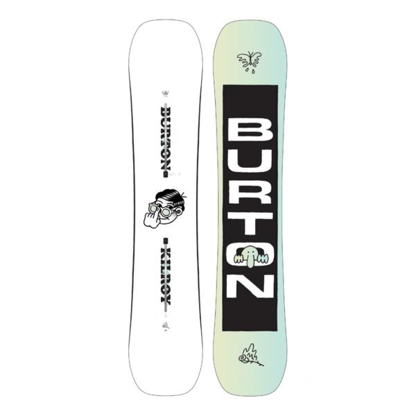 Burton Kilroy Twin Camber 2021 Tabla de Snowboard