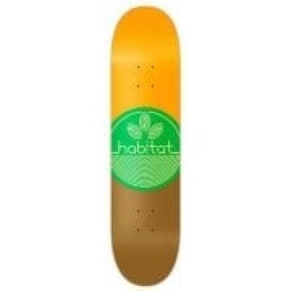 Habitat Leaf Dot 8.25'' tabla de skate