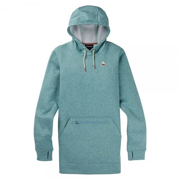 Burton Oak long pullover trellis 2021 sudadera técnica de mujer-M