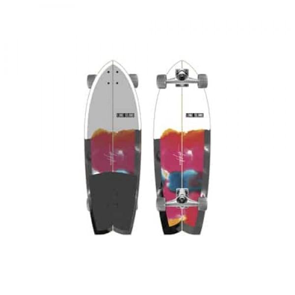 "Long Island Lombok 30"" surfskate completo"
