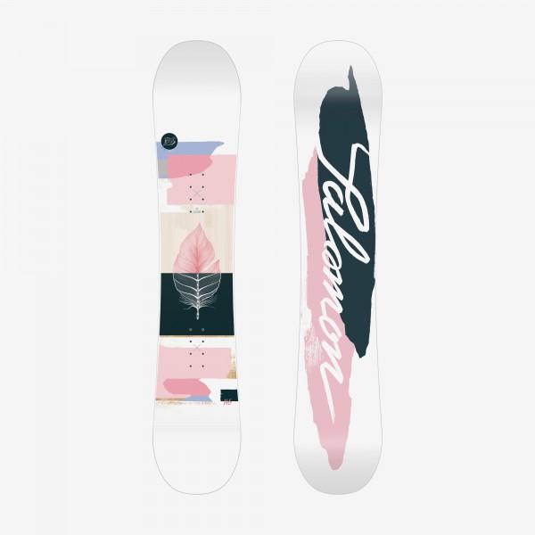 Salomon Lotus 2021 Tabla de snowboard mujer