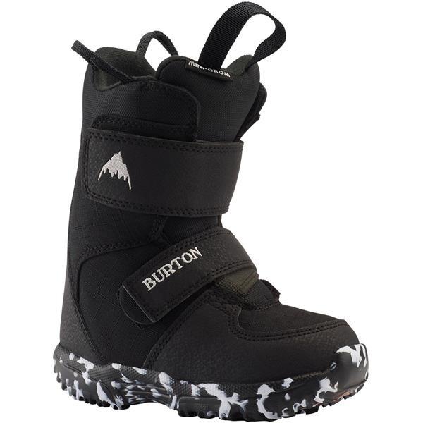 Burton Mini Grom Black 2021 Botas de Snowboard de niño