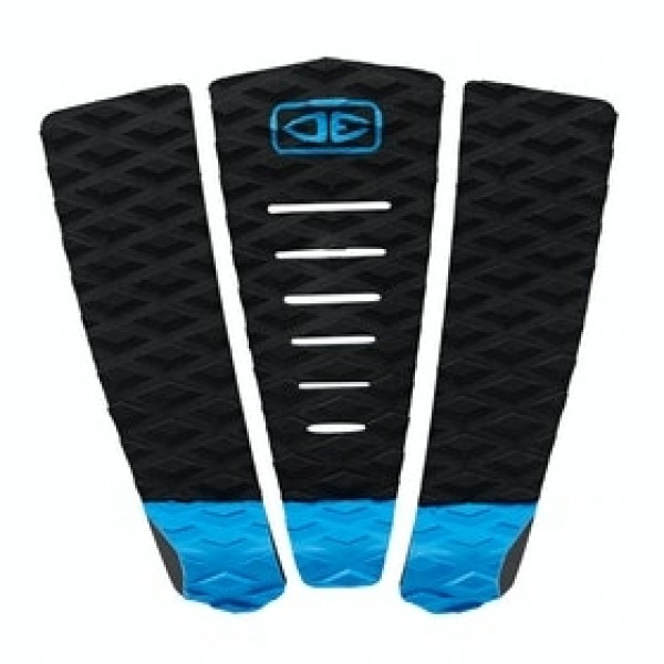 Ocean and Earth Simple Jack 3 piece black blue pad de surf
