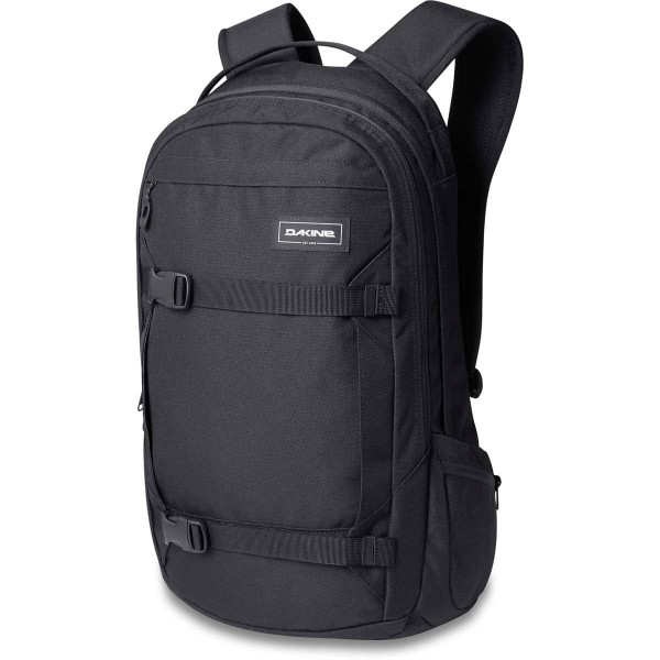 Dakine Mission 25L black 2021 mochila