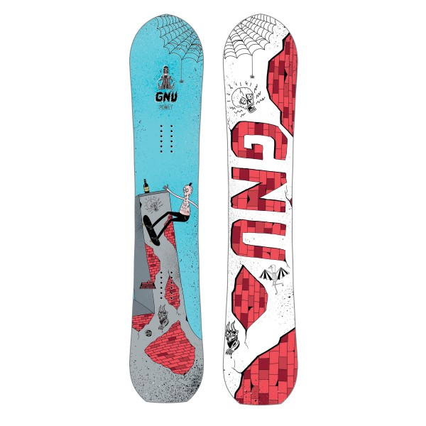 GNU Money C2 2019 tabla de snowboard
