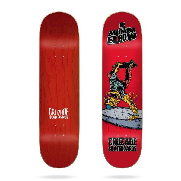 "Cruzade The Mutant Elbow 8.25"" tabla skateboard"