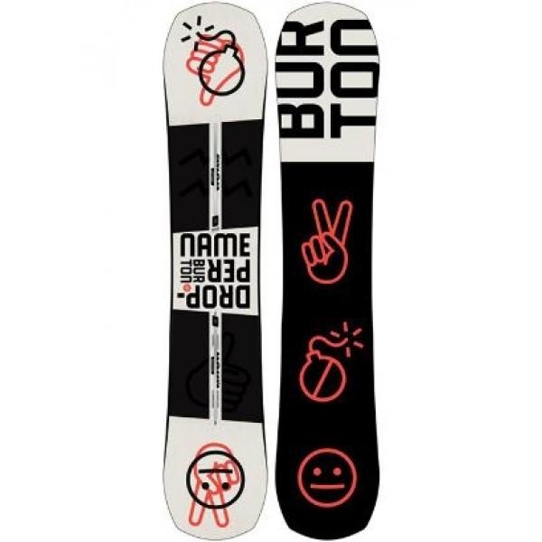 Burton Name Dropper 2020 tabla de snowboard