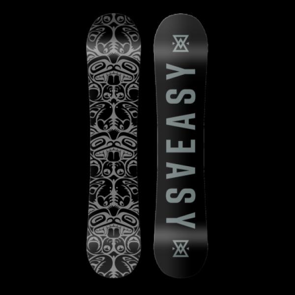 EASY Native 2020 Tabla de snowboard