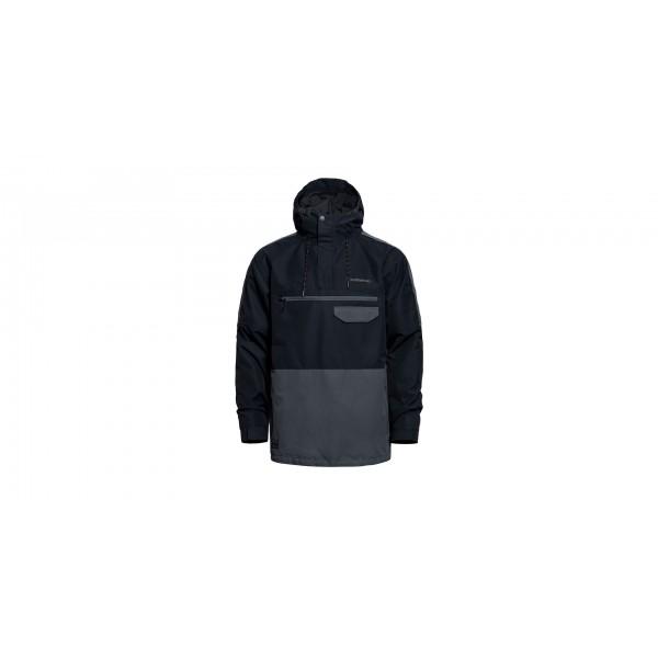 Horsefeathers Norman black 2021 chaqueta de snowboard