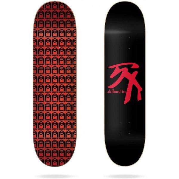"Sk8mafia Nip Pon black/red 8,25"" Tabla de skate"