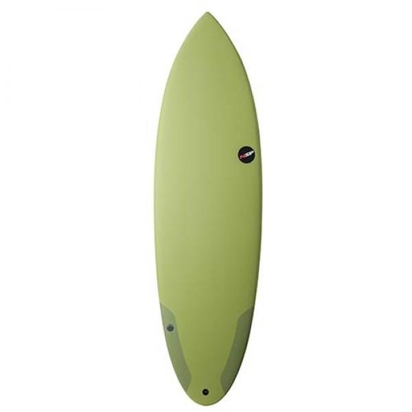 "NSP Protech Hybrid 6,4"" Tabla de surf"