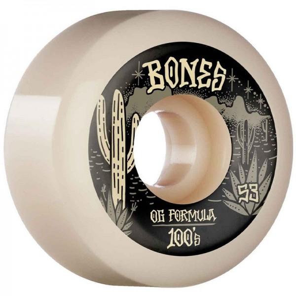 Bones Desert West Formula V 53mm Ruedas de skateboard