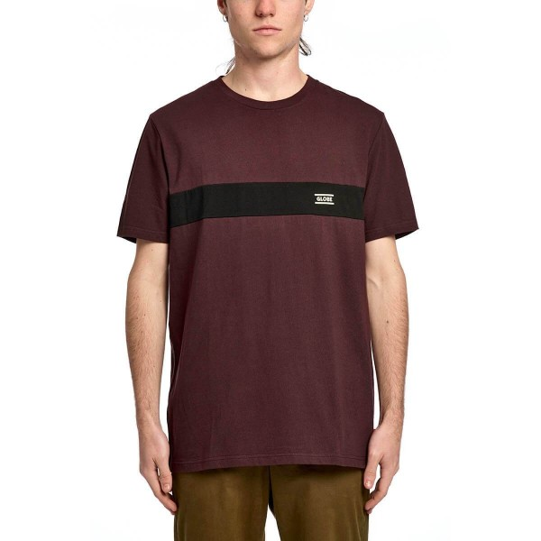Globe Horizons oxblood 2021 camiseta