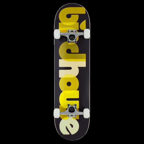 Birdhouse Block Logo 8'' skateboard completo