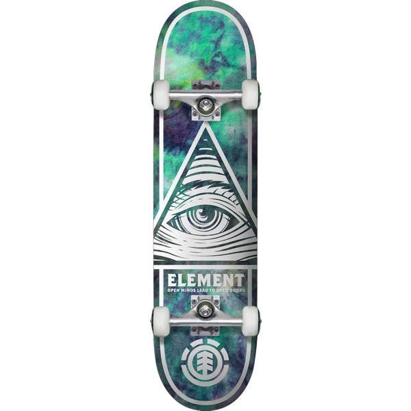 "Element Open Minded 8"" skateboard completo"