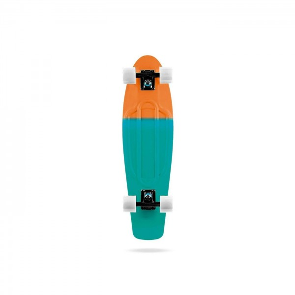 """Long Island All Over Buddie duo green 22"""" cruiser completo"""