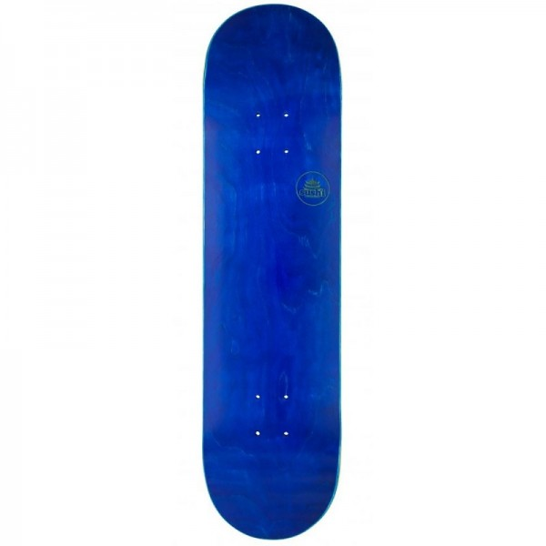"Sushi Pagoda Stamp blue 8,12"" tabla de skate"