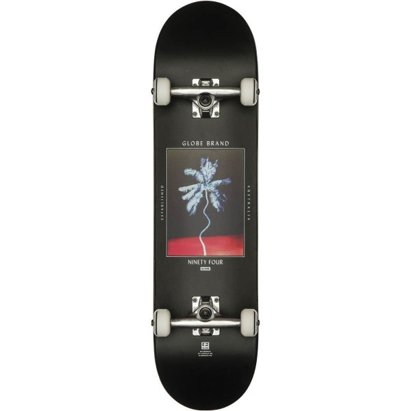 Globe G1 Palm Off 8'' skateboard completo