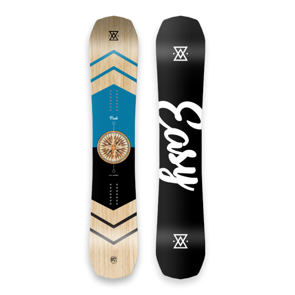 Easy Peak 2019 tabla de snowboard