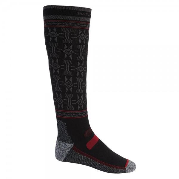 Burton Performance ultralight true black 2021 calcetines de snowboard-M