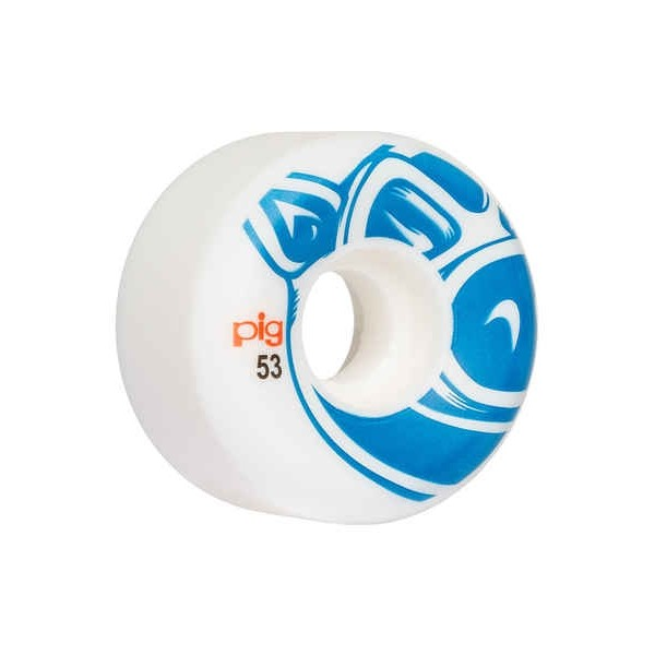 Pig Head 53mm ruedas de skate