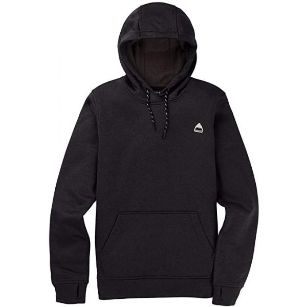 Burton Oak pullover true black 2021 sudadera técnica de mujer-L