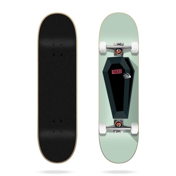 Tricks Skeleton 7.87'' Skateboard completo