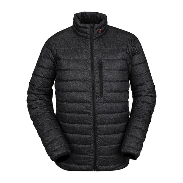 Volcom Puff puff give black static 2021 chaqueta técnica