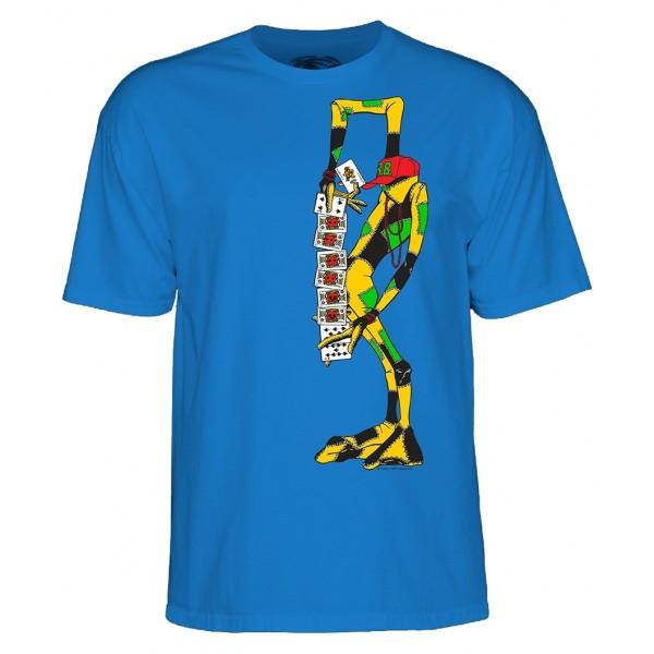 Powel Peralta Ray Barbee Rag Doll blue 2020 camiseta