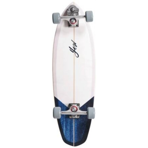 Yow The First Rapa Nui 32'' Surfskate completo