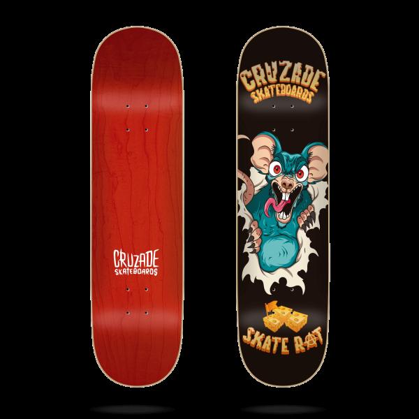 Cruzade Rat 8.25'' tabla Skate