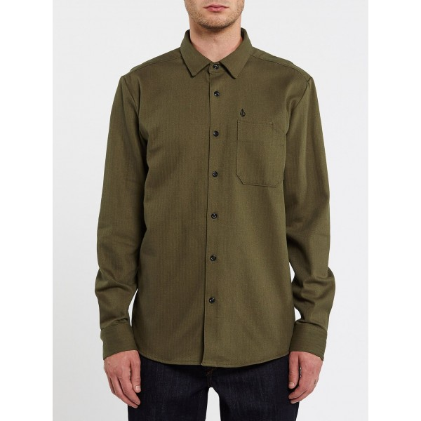 Volcom Ridgewell military 2021 camisa