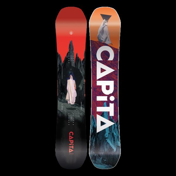 Capita Defenders Of Awesome 2021 tabla de snowboard